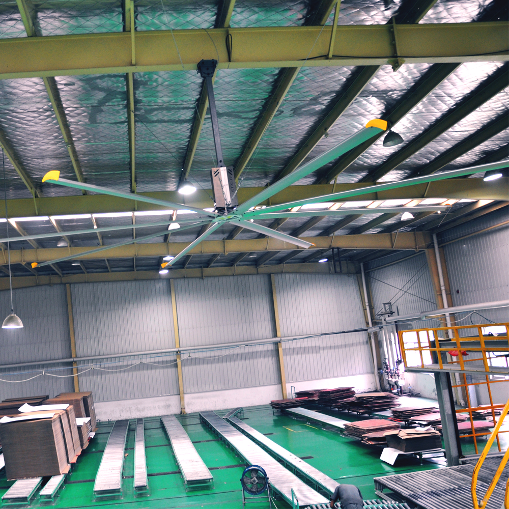 Large Industrial Ceiling Fans Amp Warehouse Ceiling Fans