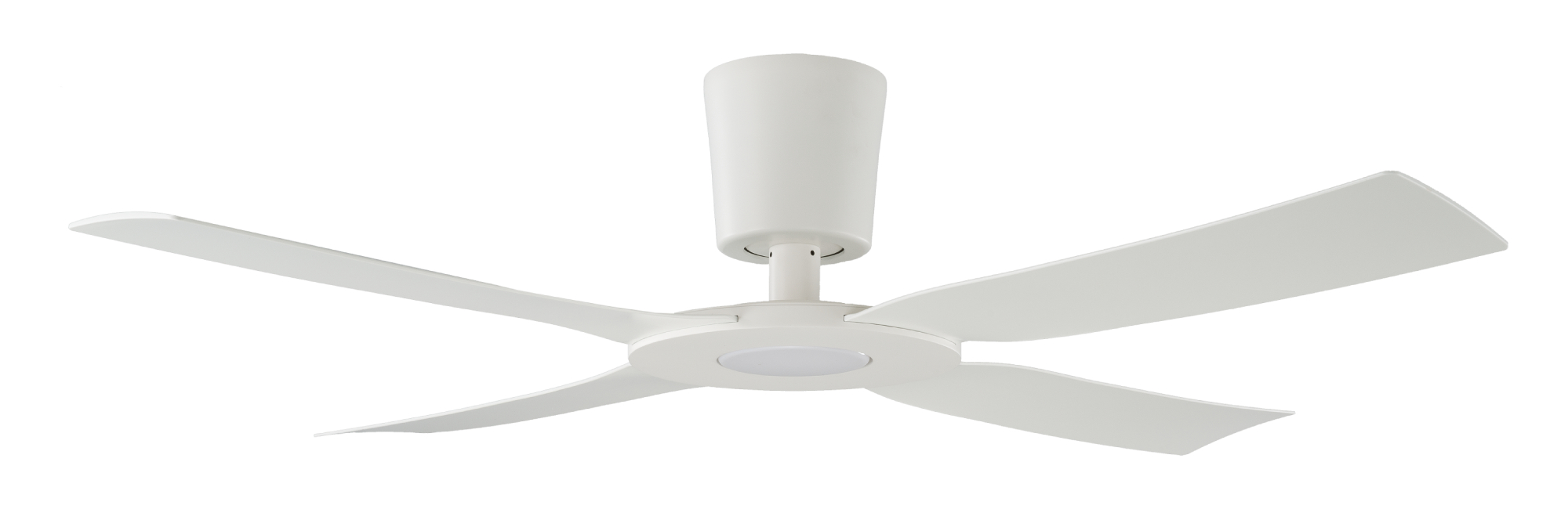Milano Airborne White with dimmable LED Light